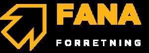 FANA ENTREPRENØRFORRETNING Logo
